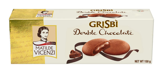 Grisbi Chocolate Cream-Filled Cookie 150g Grisbi Matilde