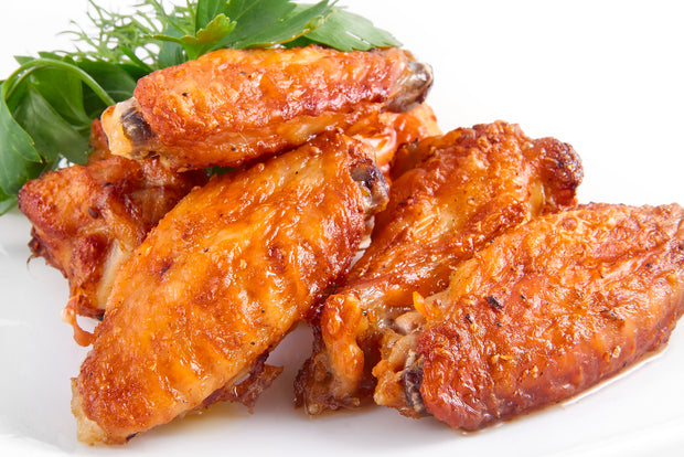 Fried Chicken Wings 2 pcs
