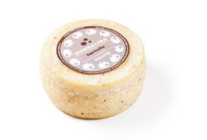 Monnalisa Cheese with Truffle SALCIS - 400g - MERCATO GOURMET