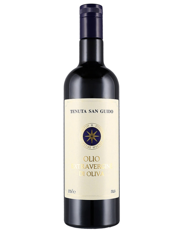 Sassicaia Extra Virgin Olive Oil - 750 ml - Tuscany