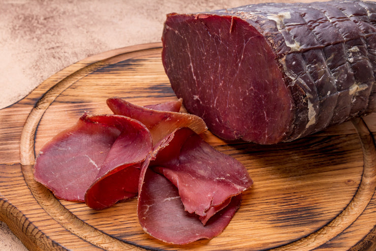 Bresaola Cured Beef IGP gr100