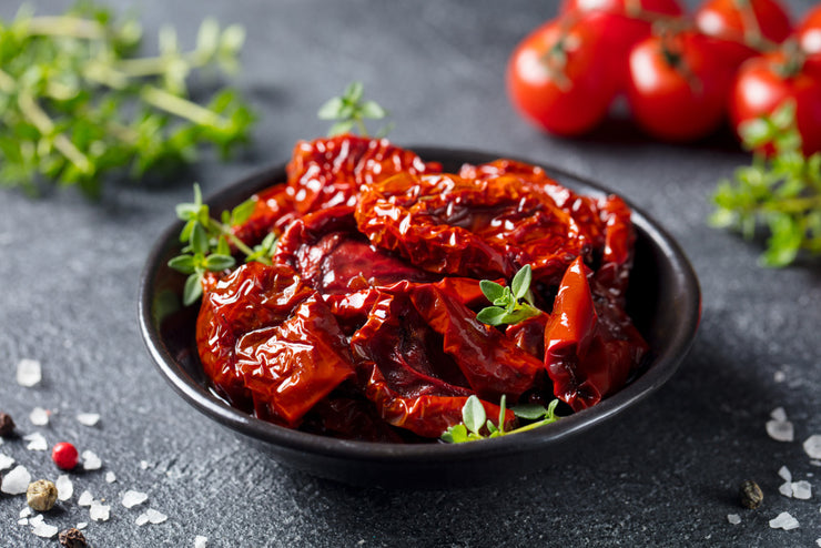Sun Dried Tomatoes in Italian Olive Oil - 100 grams