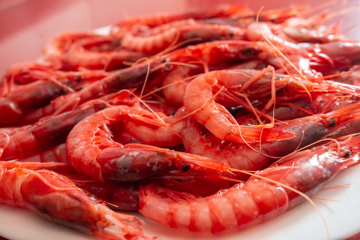 Sicily Red Prawn 200 Grams