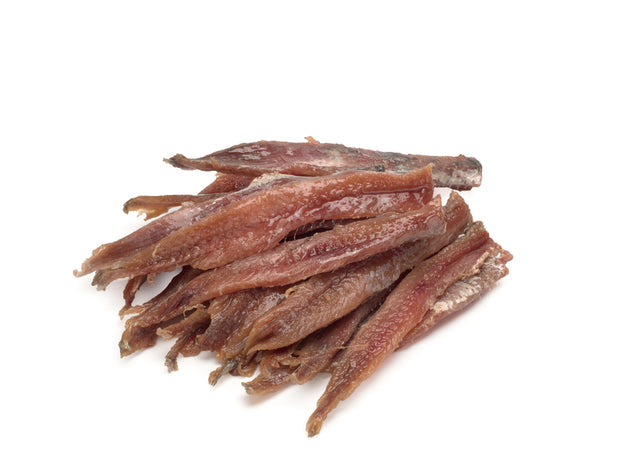 ITALIAN SALTED ANCHOVIES IN OIL 100g