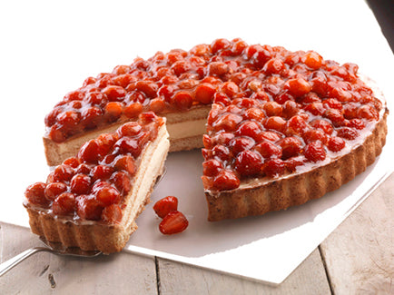 Strawberry Pie Bindi Dessert - 1.3kg - Frozen