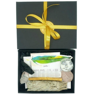 Protection Ritual Kit & Feng Shui Ring