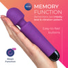 Yarosi - Micro Manager with Memory Function - Purple