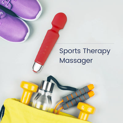 Yarosi - Mini Massager - Red