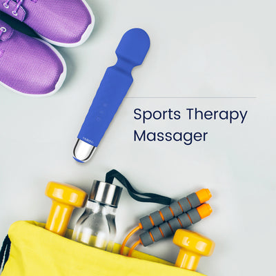 Yarosi - Mini Massager - Blue