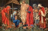 Adoration Of The Magi (253 Pieces) Wooden Christmas Jigsaw Puzzle