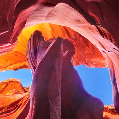 Antelope Canyon, Arizona (181 Piece Wooden Jigsaw Puzzle)