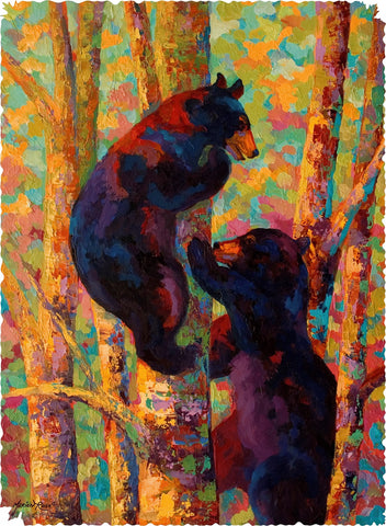 Bearly There - 333 Piece Wooden Jigsaw Puzzle