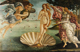 The Birth of Venus by Botticelli (412 Piece Wooden Jigsaw Puzzle)
