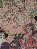 Cherry Blossoms in a Palace Garden in the Modern Style (Tôryû gotei sakura) - 302 Piece Wooden Jigsaw Puzzle