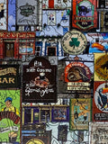 Irish Pubs (201 Piece Wooden Jigsaw Puzzle)
