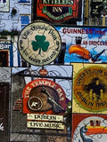 Irish Pubs (501 Piece Wooden Jigsaw Puzzle)