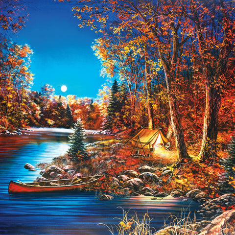 Still of the Night - 245 Piece Wooden Jigsaw Puzzle