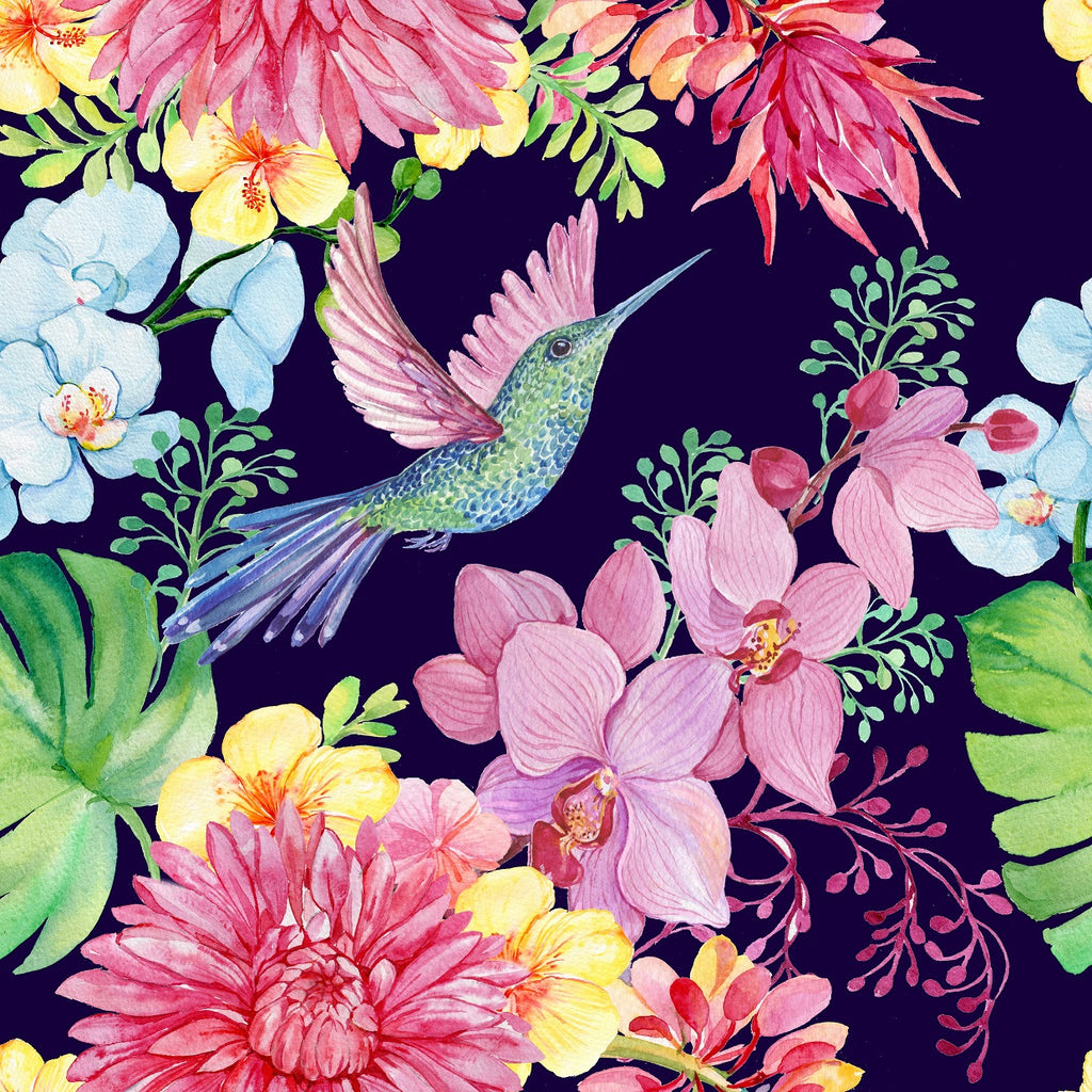 Summer Hummingbird - 222 Piece Wooden Jigsaw Puzzle