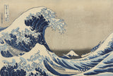 The Great Wave Off Kanagawa by Katsushika Hokusai (400 Piece Wooden Jigsaw Puzzle)