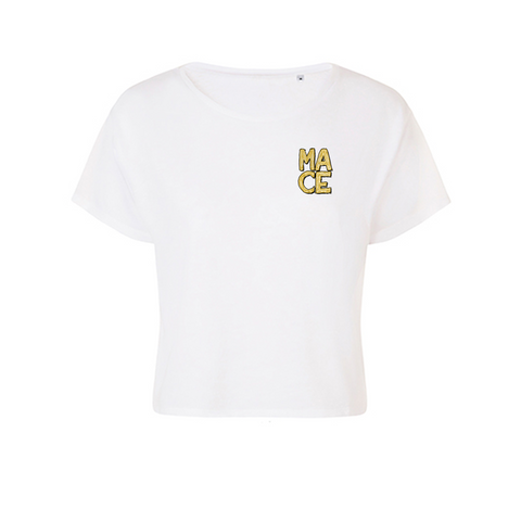 MACE Lady Gold Edition - Shirt cropped