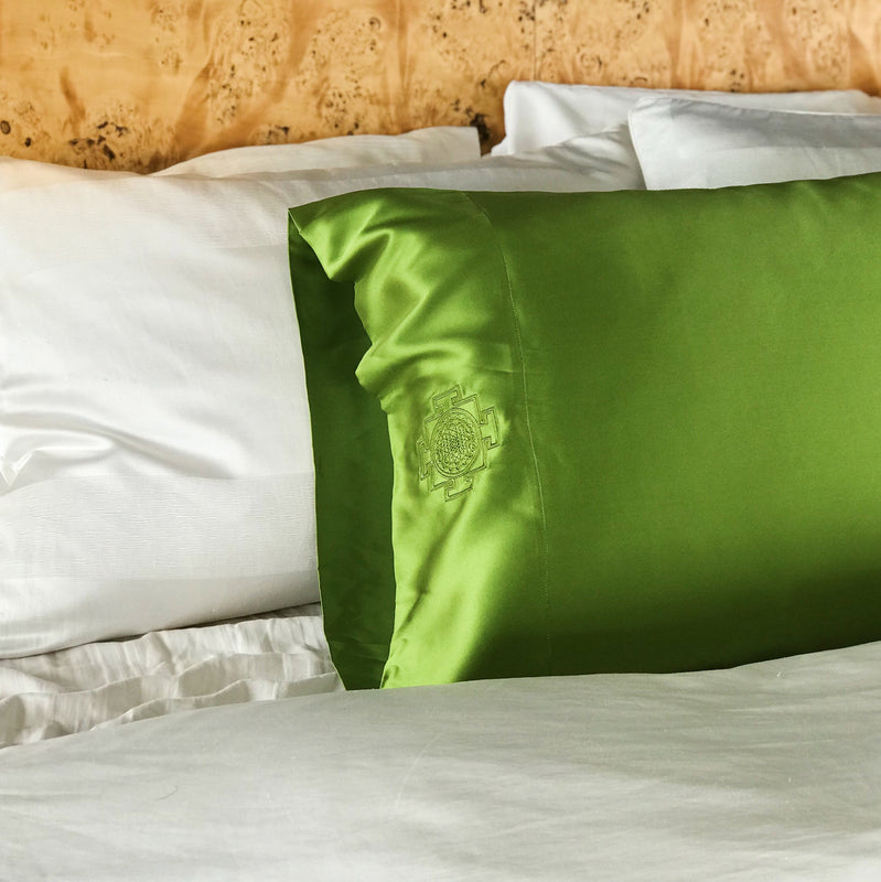 Full Silk Pillowcase