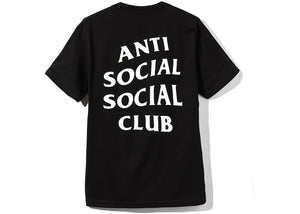 Anti Social Social Club Logo 2 Black Tee