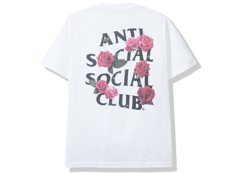 Anti Social Social Club Smells Bad Tee White