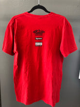 Load image into Gallery viewer, Supreme Rap A Lot Records Geto Boys Tee Red