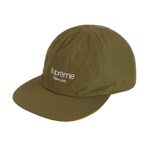 Supreme Classic Logo Reversible 6-Panel Green FW20