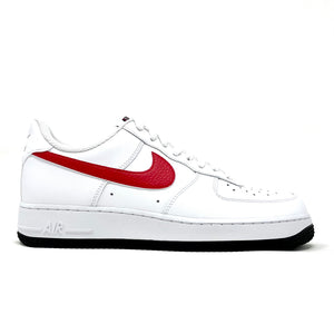 Nike Air Force 1 '07 'Mismatched Swooshes - White' CT2816 100