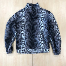 Load image into Gallery viewer, Supreme Tiger Stripe Track Jacket White SS18