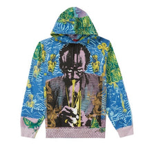 Load image into Gallery viewer, Supreme Miles Davis Hooded Sweatshirt Blue