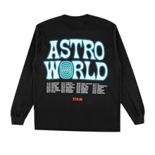 Load image into Gallery viewer, Travis Scott Astroworld Horse Long Sleeve Tee