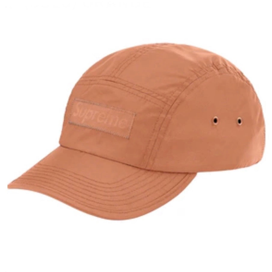 Supreme Reflective Speckled Camp Cap Orange FW20