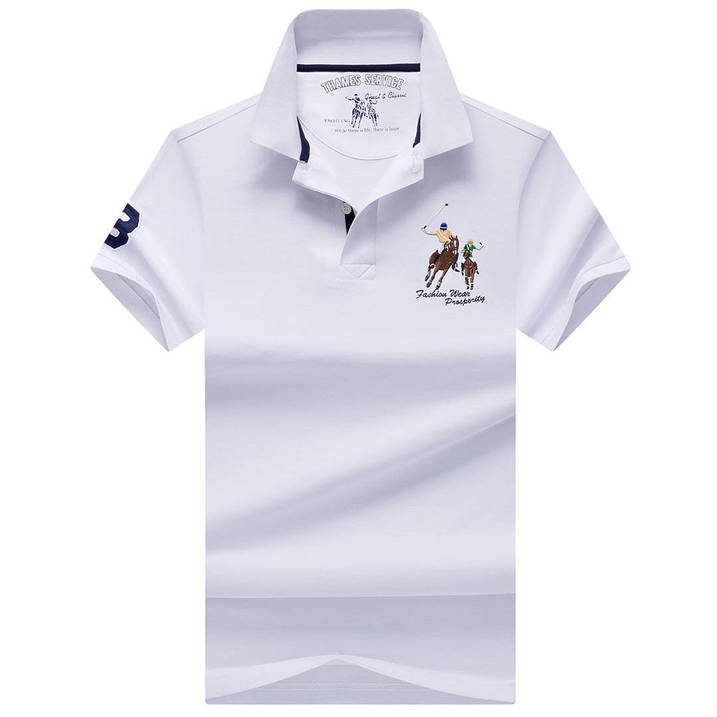 Big Pony Men's Polo Shirts