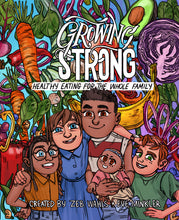 Growing Strong: Healthy Eating for the Whole Family