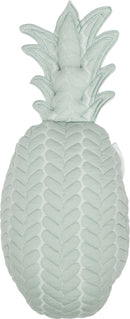 Ananas kussen butterfly cable mint groen - Baby Anne-Cy