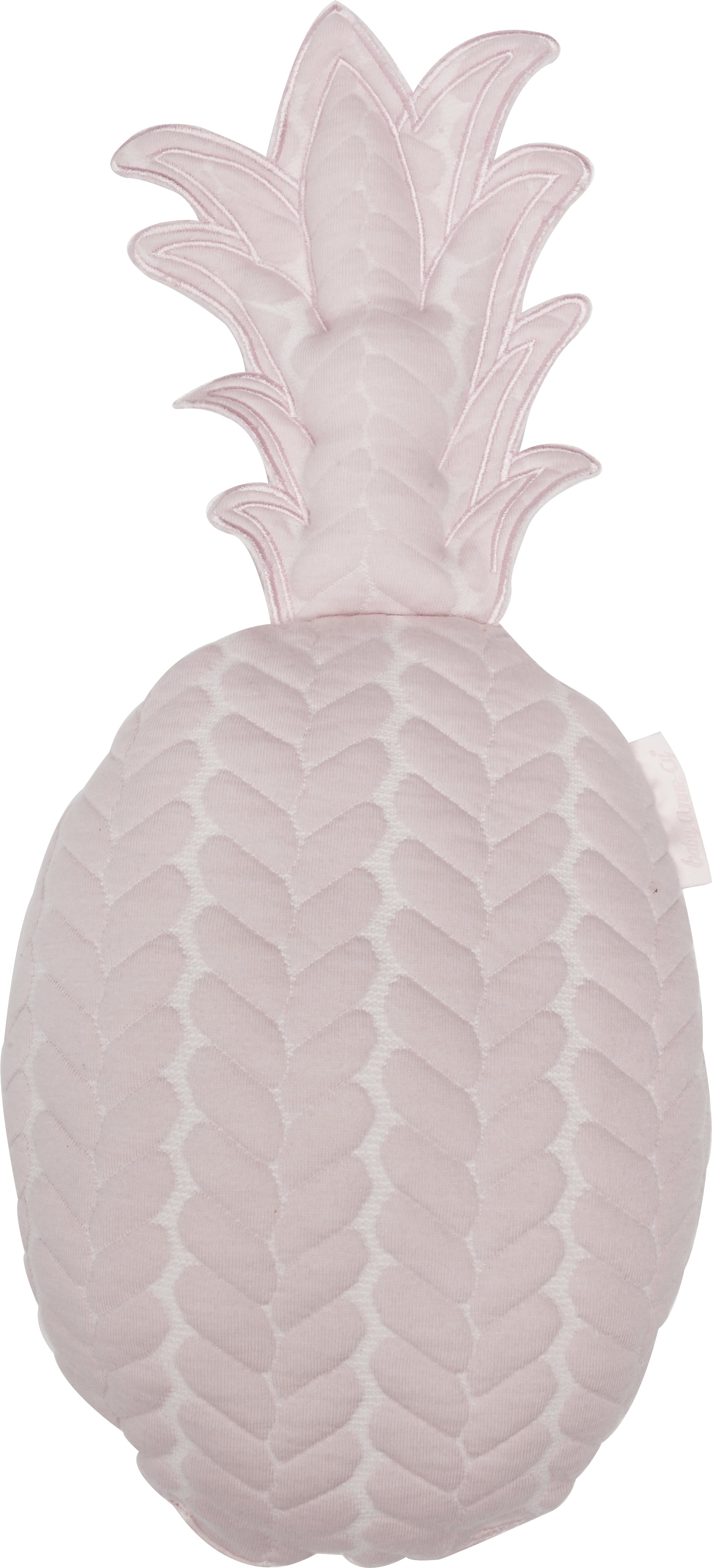 Ananas kussen butterfly cable oud roze - Baby Anne-Cy