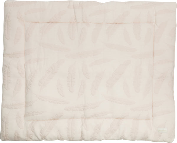 Boxkleed feather soft beige - Baby Anne-Cy