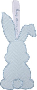Speendoekje herringbone soft blue - Baby Anne-Cy