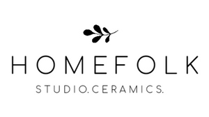 HOMEFOLK ceramics