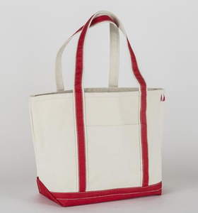 ShoreBags - Red Classic Boat Tote Large