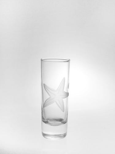 Starfish 2.5 oz. Cordials-Set of 4 - MaisonBeach