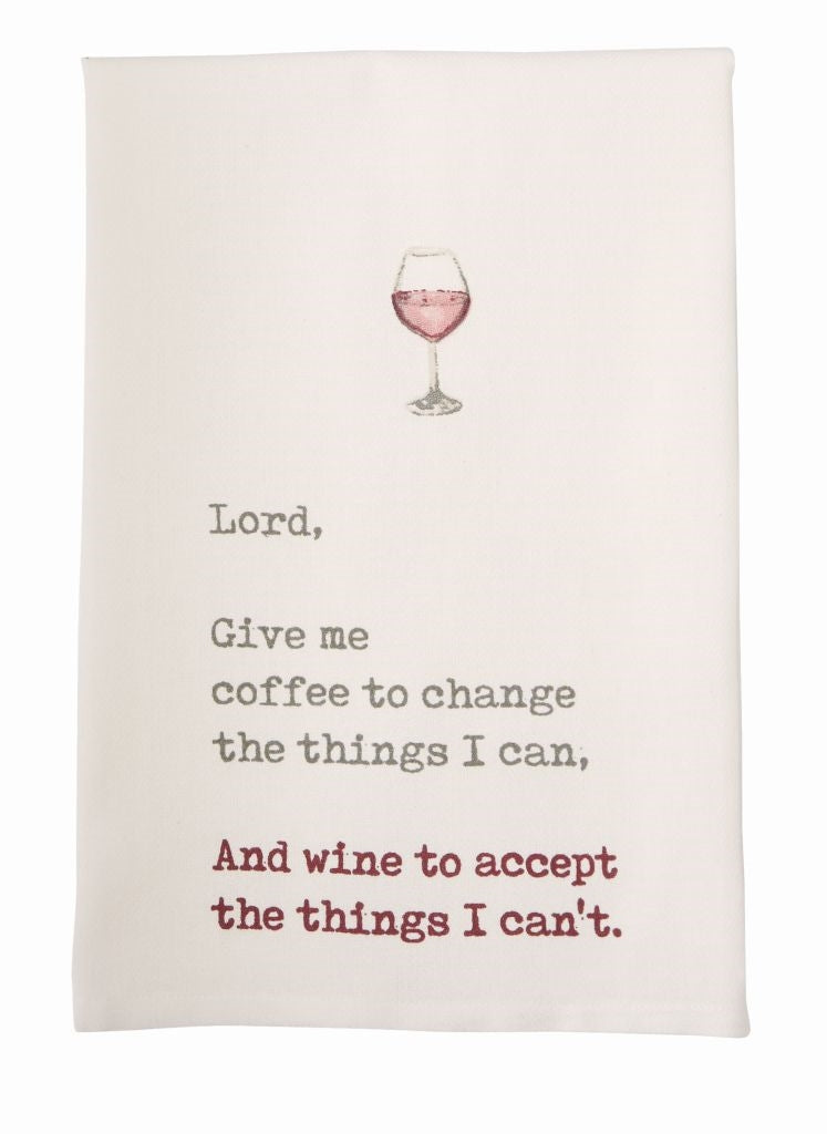 Lord Wine Towel