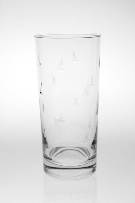 Sailing 15oz. Highballs-Set of 4 - MaisonBeach