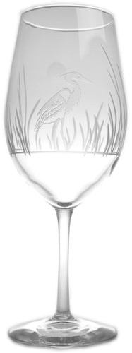 Heron 18oz. All Purpose Wine Glass-Set of 4 - MaisonBeach