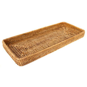 Rectangular Vanity Tray-Honey - MaisonBeach