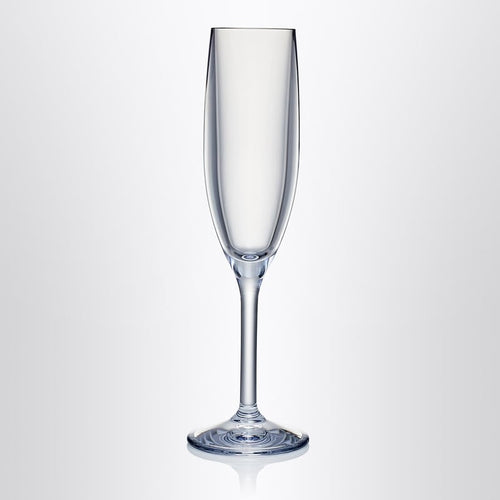 5.5 oz. Champagne Flutes-Set of 4 - MaisonBeach