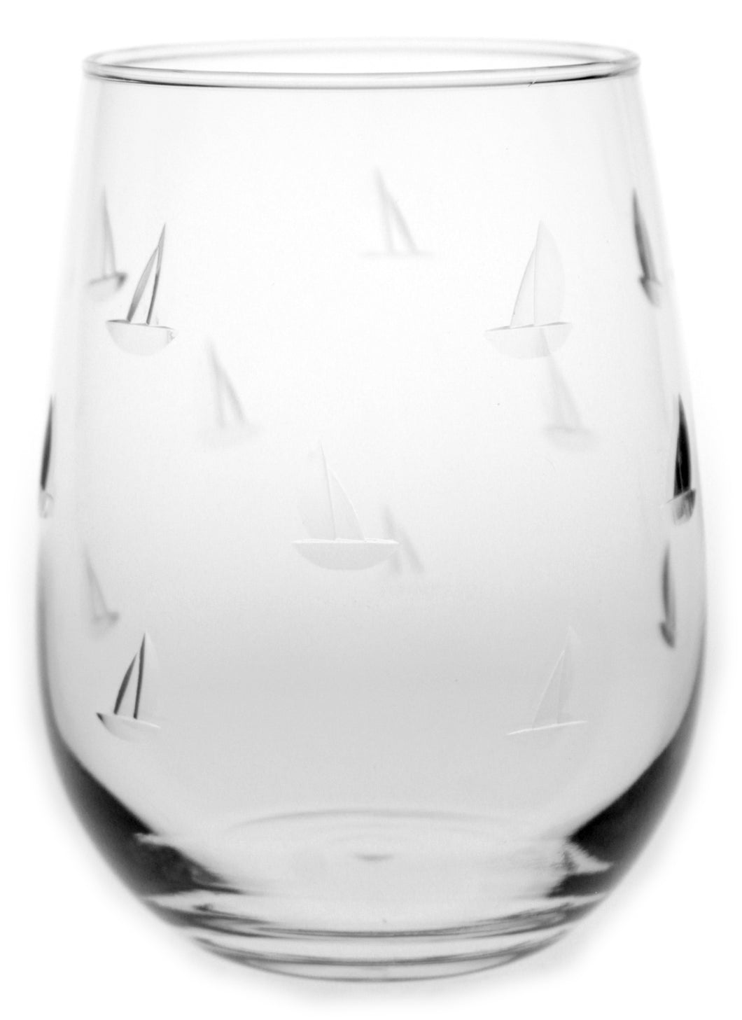 Sailing 17oz Stemless Wines-Set of 4 - MaisonBeach