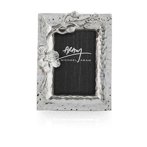 White Orchid Mini Frame - MaisonBeach